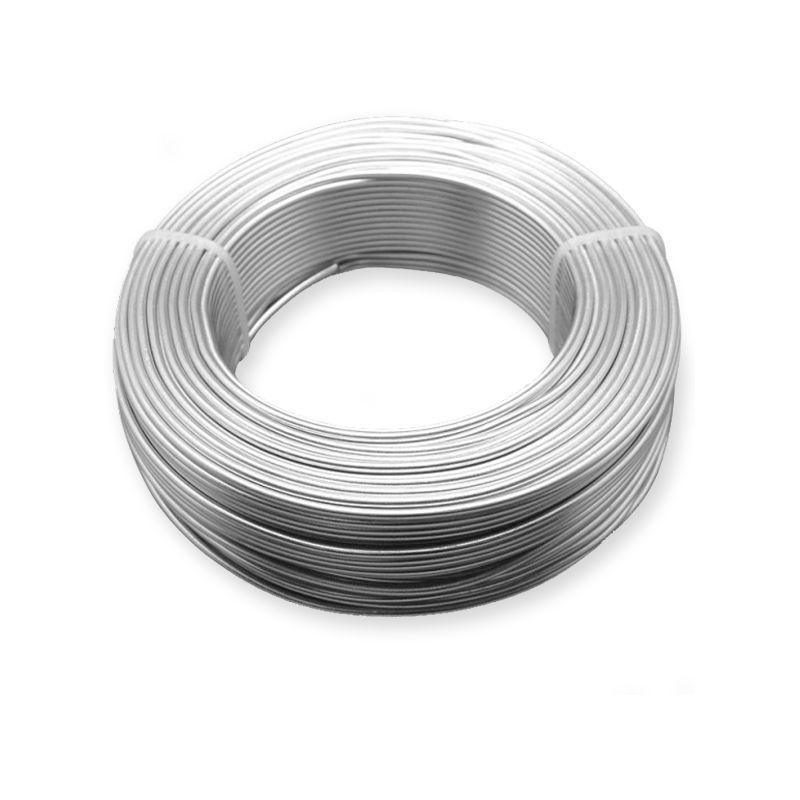 Artesanías del alambre del jardín del alambre de la encuadernación del alambre de aluminio de Ø 0.5-5mm 2-750 metros