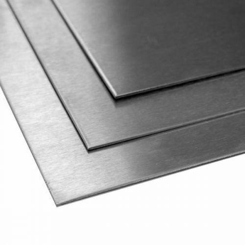 Hoja de titanio grado 5 Placa de 5 mm 3.7165 Hoja de titanio cortada de 100 mm a 2000 mm
