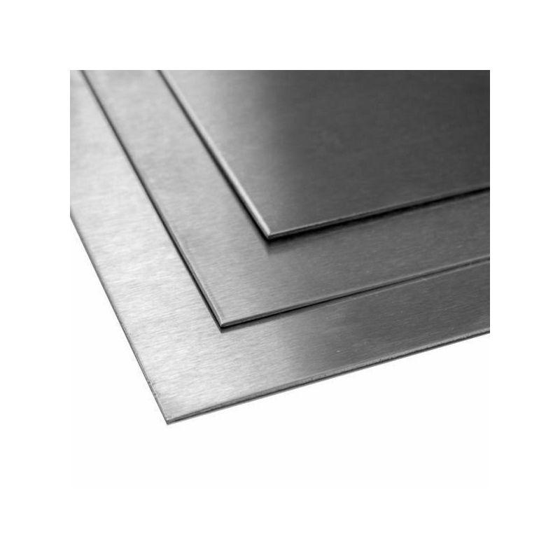 Hoja de titanio grado 5 Placa de 8 mm 3.7165 Hoja de titanio cortada de 100 mm a 2000 mm