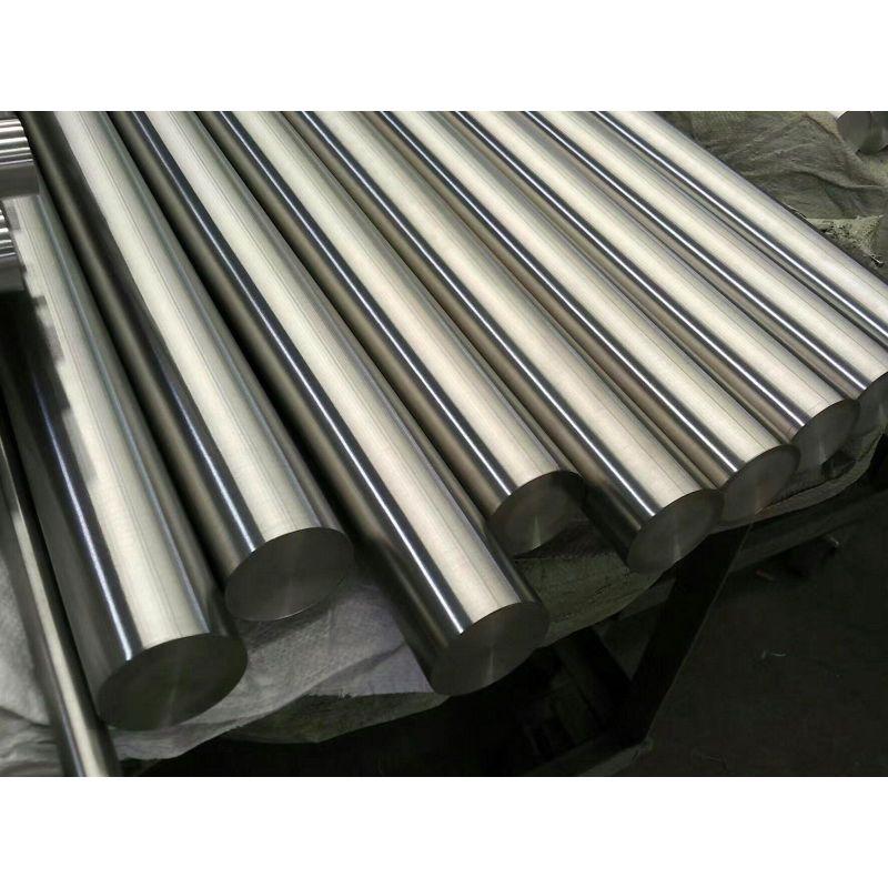 Varilla redonda Hastelloy C-22 de Ø 2 mm a Ø 120 mm varilla redonda 2.4602, aleación de níquel