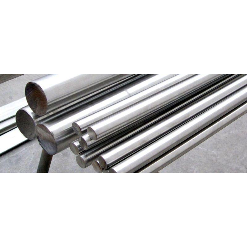 Varilla redonda de metal de hafnio 99.9% de Ø 2 mm a Ø 20 mm Elemento de hafnio Hf 72,  Metales raros