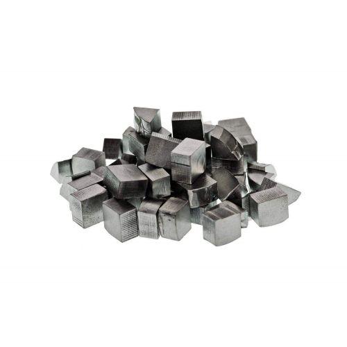 Pureza de hafnio 99.9% Elemento puro de metal 72 barras 5gr-5kg Hf Bloques de metal,  Metales raros