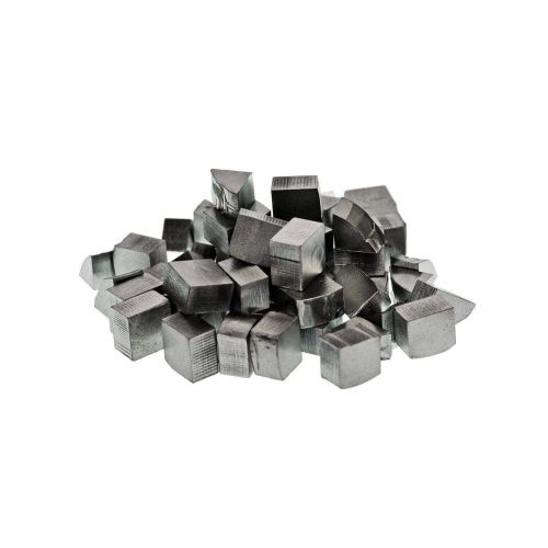 Pureza de hafnio 99,9% Metal Pure Element 72 Bars 5gr-5kg Hf Bloques de metal