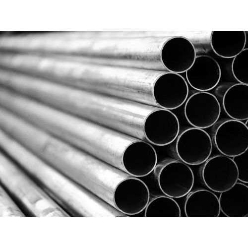 Tubo redondo tubo de acero tubo roscado tubo de barandilla diámetro 6x1 mm a 65x2 mm, tubo