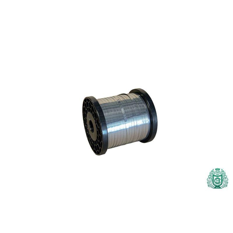 Cinta de nicromo 0.1x0.5mm - 0.5x10mm cinta de chapa 2.4869 cinta de alambre plano 1-100 metros, Aleación de niquel