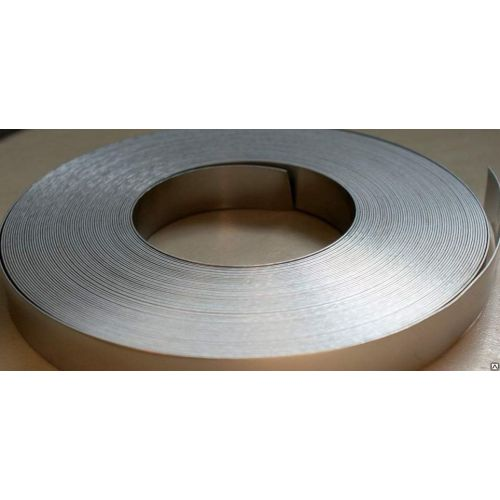 Cinta de cinta de chapa de 1x6 mm a 1x7 mm 1.4860 Nichrome foil tape flat wire 1-100 metros,  Aleación de niquel