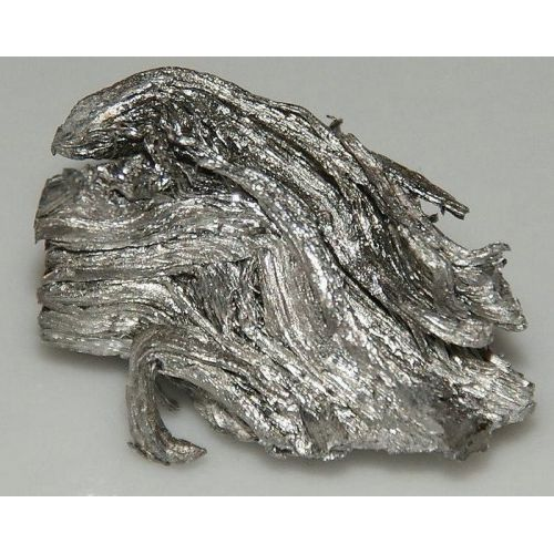 Erbio metal Elemento metálico puro 99.9% metal Elemento Er 68,  Metales raros