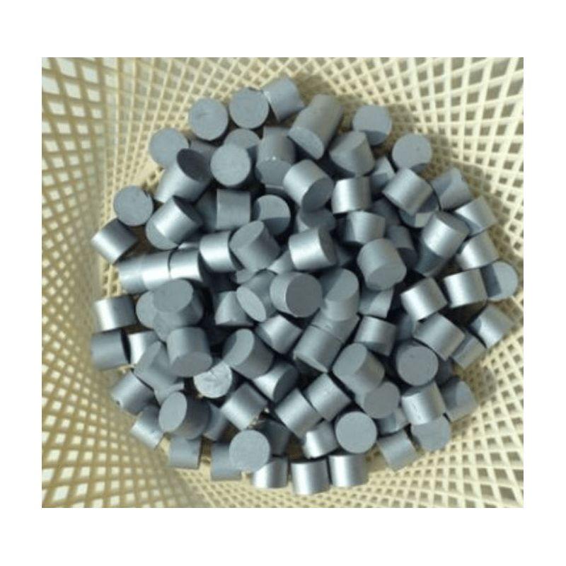 Renio metal 99,98% metal puro elemento metálico Renio Re Element 75, metales raros