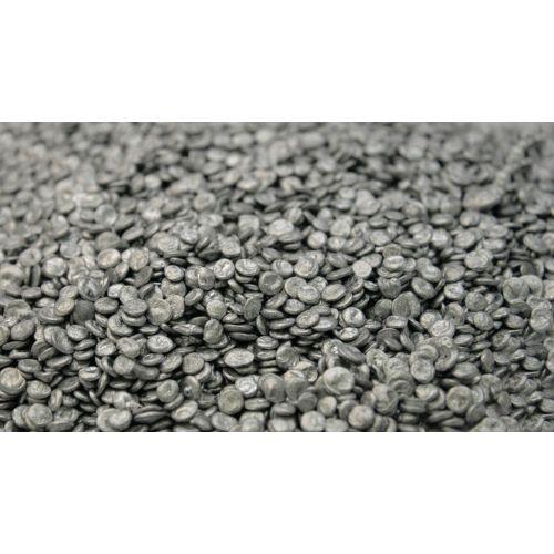 Zinc Zn 99.99% puro elemento de metal 30 gránulos 5gr-5kg proveedor