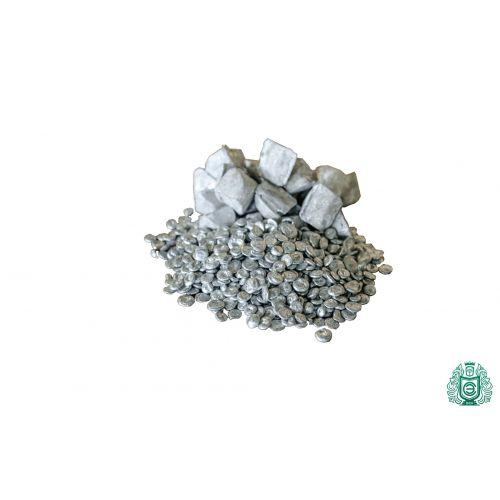 Zinc Zn pureza 99,99% zinc puro elemento de metal puro 30 pirámides 10gr-5kg, metales raros