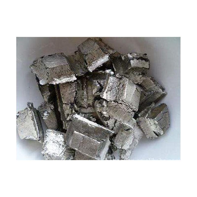 Europio metal 99,99% metal puro Eu 63 elementos metales raros, metales raros