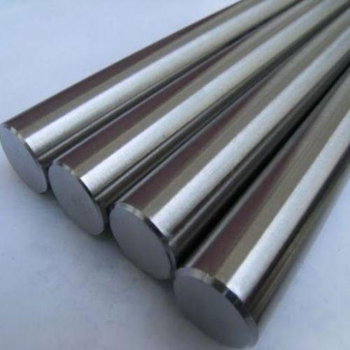 Varilla redonda de niobio metálico 99,9% de Ø 2 mm a Ø 120 mm Niobio Nb elemento 41, metales raros
