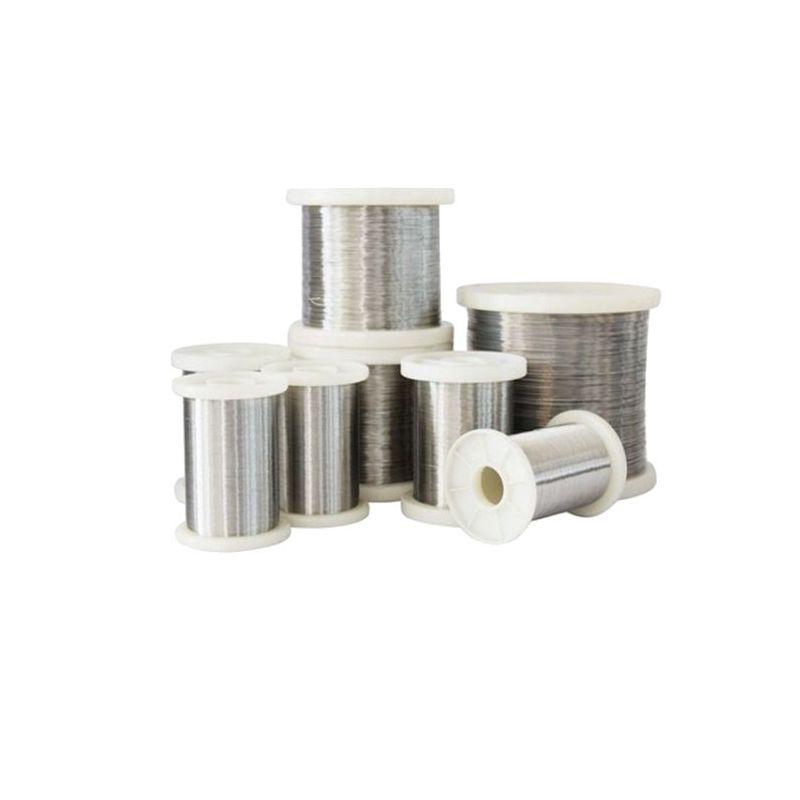 Alambre de circonio 99.9% 0.1-5mm elemento de metal 40 circonio de metal puro, Metales raros