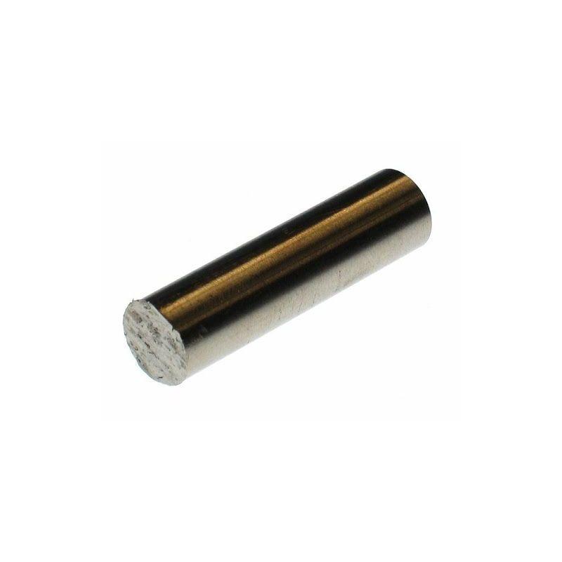 Varilla redonda de circonio metálico 99,9% de Ø 2 mm a Ø 120 mm Circonio Zr Elemento 40, metales raros
