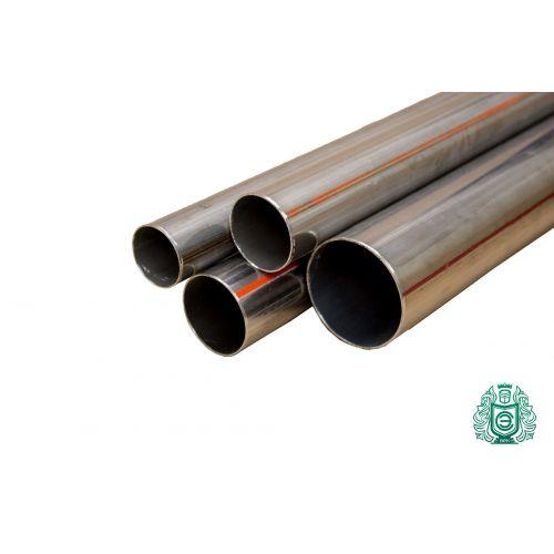 Tubo de acero inoxidable 42x4.8-48x5mm 1.4845 Aisi 310S 0.25-2 metros tubería de agua tubería redonda construcción metálica,  ac