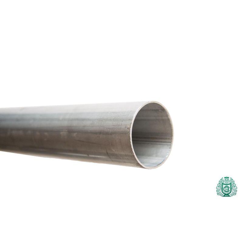 Tubo de acero inoxidable Ø 25x1,3mm-101,6x2mm 1.4509 Tubo redondo 441 Barandilla de escape 0,25-2 metros, acero inoxidable
