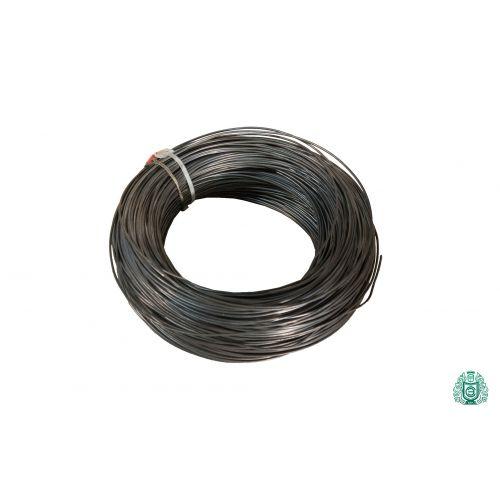 Alambre de aluminio termopar de 0,2-5 mm (2.4122 / Aisi - NiMn3Al / KN Nisil) 1-50m, aleación de níquel