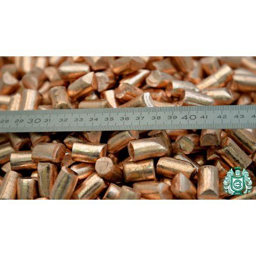 Gránulos de cobre 99.9% elemento 29 piezas de cobre fundido metal puro fundido 25gr-5kg, Categorias