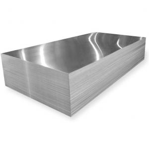 Hoja de aluminio. Un producto semiacabado popular para uso industrial y la vida cotidiana.