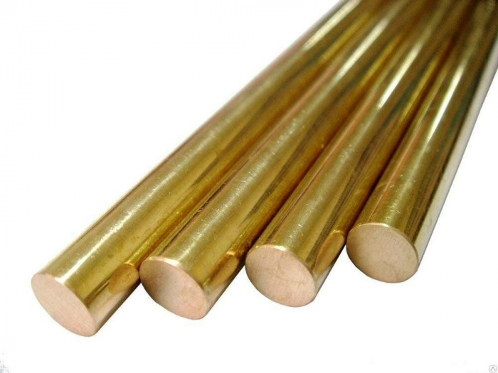 Varilla redonda de bronce. Características y aplicación